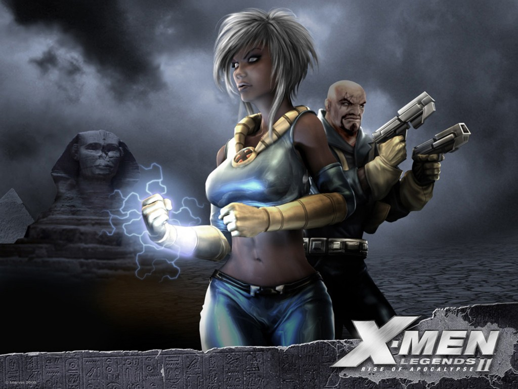 ororo storm wallpaper - photo #29