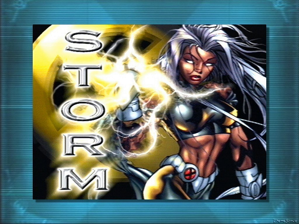 X Men Storm Wallpaper  WallpaperSafari
