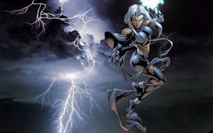 Ororo Munroe / Storm hình nền