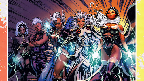 Storm wallpaper containing anime called Ororo Munroe / Storm wallpaper
