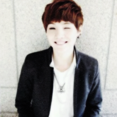 Min Yoongi {Suga}