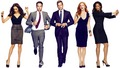 suits - Cast Wallpaper wallpaper