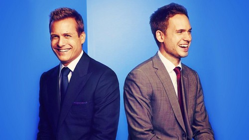 Suits wallpaper with a business suit, a suit, and a double breasted suit titled harvey and mike