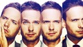 Patrick J. Adams as Mike Ross