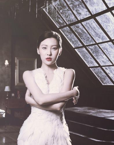 Sunmi fond d'écran with a bridesmaid titled Sunmi 'Full Moon'