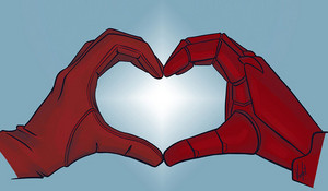Superhusbands tim, trái tim