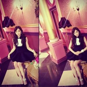 Taeyeon Instagram Update