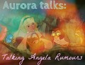 Aurora talks - talking-tom photo
