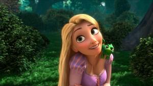Công chúa tóc mây Rapunzel