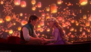 魔发奇缘 Rapunzel