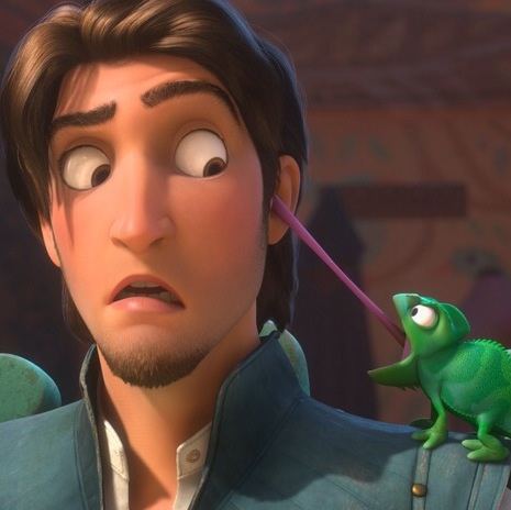 Tangled wallpaper entitled Eugene Fitzherbert