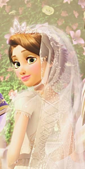 Rupanzel bride