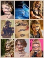 Taylor Collage I Made - taylor-swift fan art
