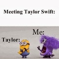 Meeting Taylor Swift - taylor-swift photo