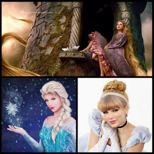 Taylor~The Disney Princess