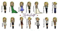 Taylor Swift~Music Video Outfits - taylor-swift photo