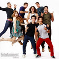 Teen serigala Cast