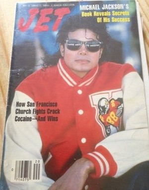 Michael On The Cover JET Magazine