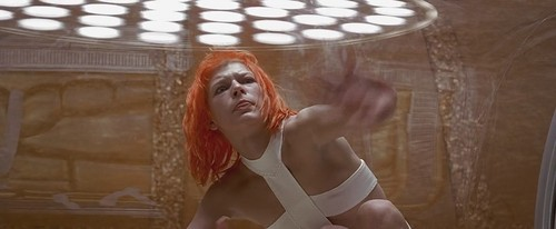 The Fifth Element wallpaper probably with a lampshade called The Fifth Element - Leeloo