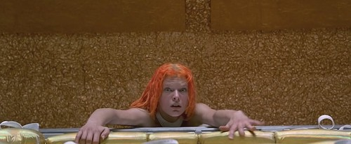 The Fifth Element wallpaper titled The Fifth Element - Leeloo