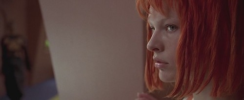 The Fifth Element wallpaper possibly containing a portrait called The Fifth Element - Leeloo