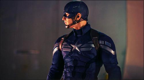 The First Avenger: Captain America wallpaper titled Captain America