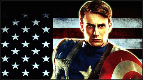 The First Avenger: Captain America wallpaper entitled Captain America