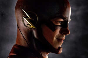 The Flash (First Photo)