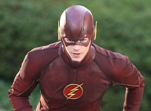 The Flash (CW) वॉलपेपर called The Flash - Costume