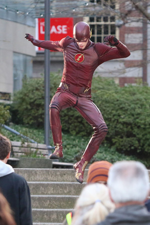 The Flash Footage Photos