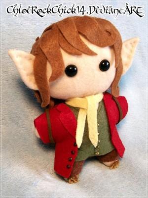 Hobbit Plush