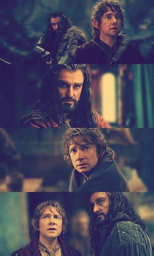 Thorin & Bilbo: DoS