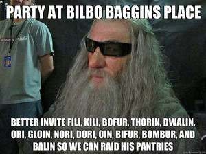 Party at Bag-End