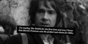 Hobbit Confessions