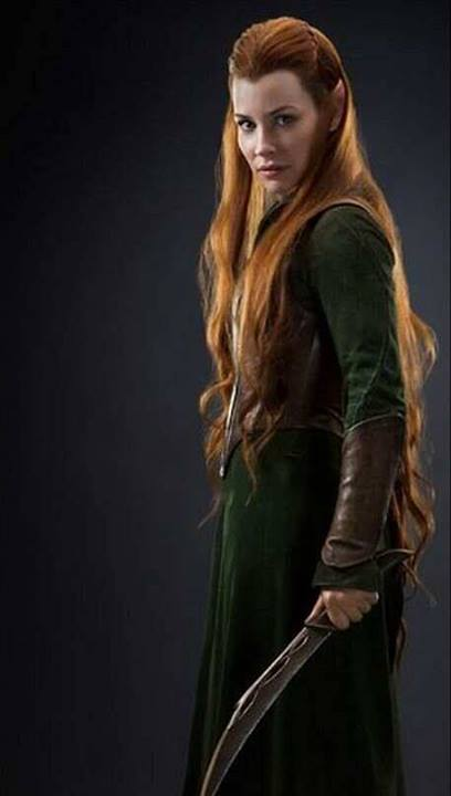 The Hobbit images Tauriel wallpaper and background photos ...