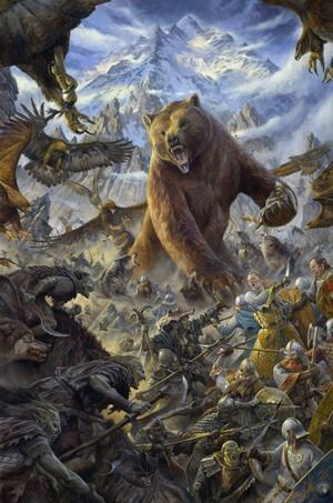 battles of 5 armies