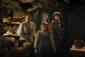 Sigrid, Tilda, and Bain