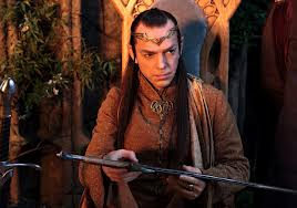 elrond in Rivendell