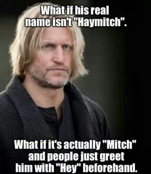 Haymitch's Real Name...