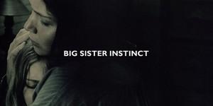 Katniss Everdeen   Big Sister Instinct