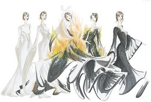 Katniss's Dresses