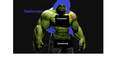 Delicross in a nutshell - the-incredible-hulk photo