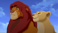 Simba and Nala (Lion King 2 ) - the-lion-king photo