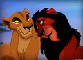Zira and Scar  - the-lion-king photo
