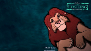 Simba TLK HD kertas dinding Collection 2/4
