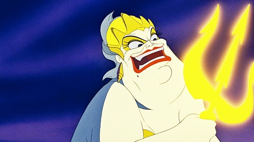La Sirenetta wallpaper called Walt Disney Screencaps - Ursula