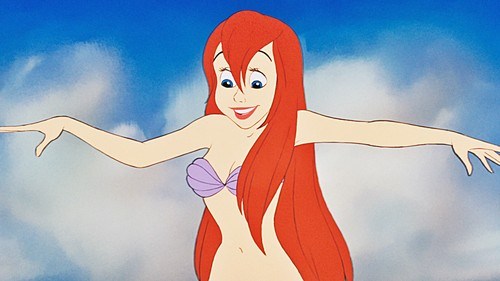 La Sirenetta wallpaper containing Anime entitled Walt Disney Screencaps - Princess Ariel