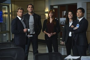 THE MENTALIST Episode 6.14 照片 Grey Water