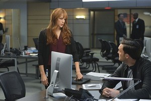 THE MENTALIST Episode 6.14 fotografias Grey Water