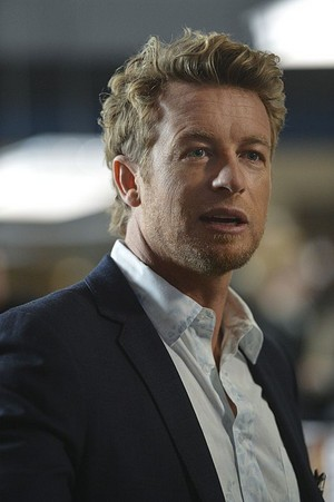 THE MENTALIST Episode 6.14 mga litrato Grey Water